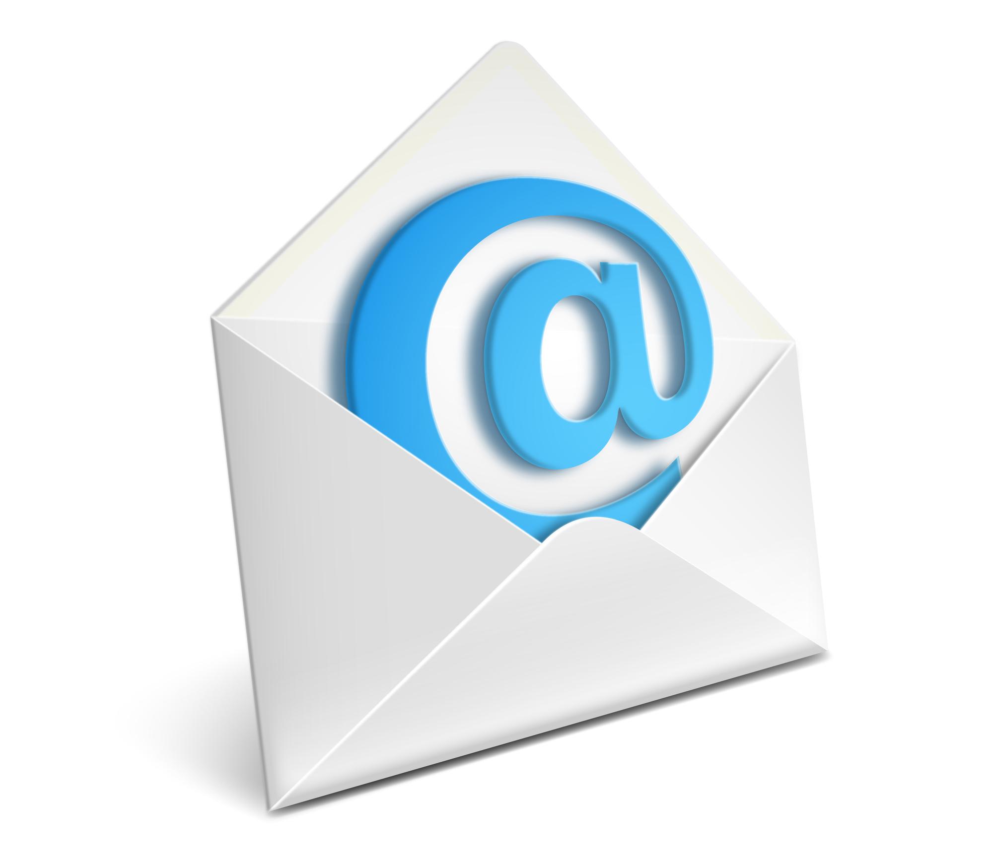 Картинки электронных почт