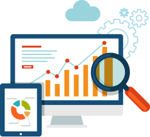 SEO Analytics illustration
