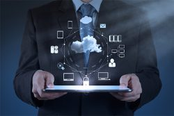 Using cloud technology through the internet of things
