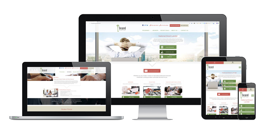 Secured Investment and Lending Case Study Responsive Samples
