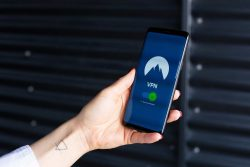 Mobile VPN - virtual private networks for smartphone