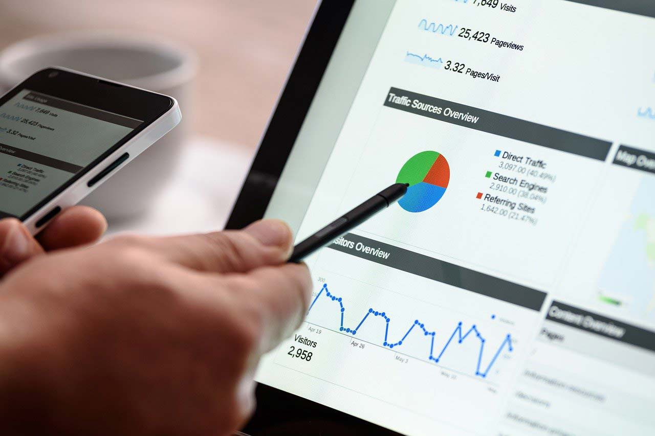 Learning how to do keyword research with analytics