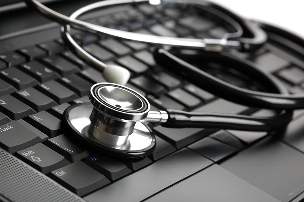 Keyboard with doctor tool