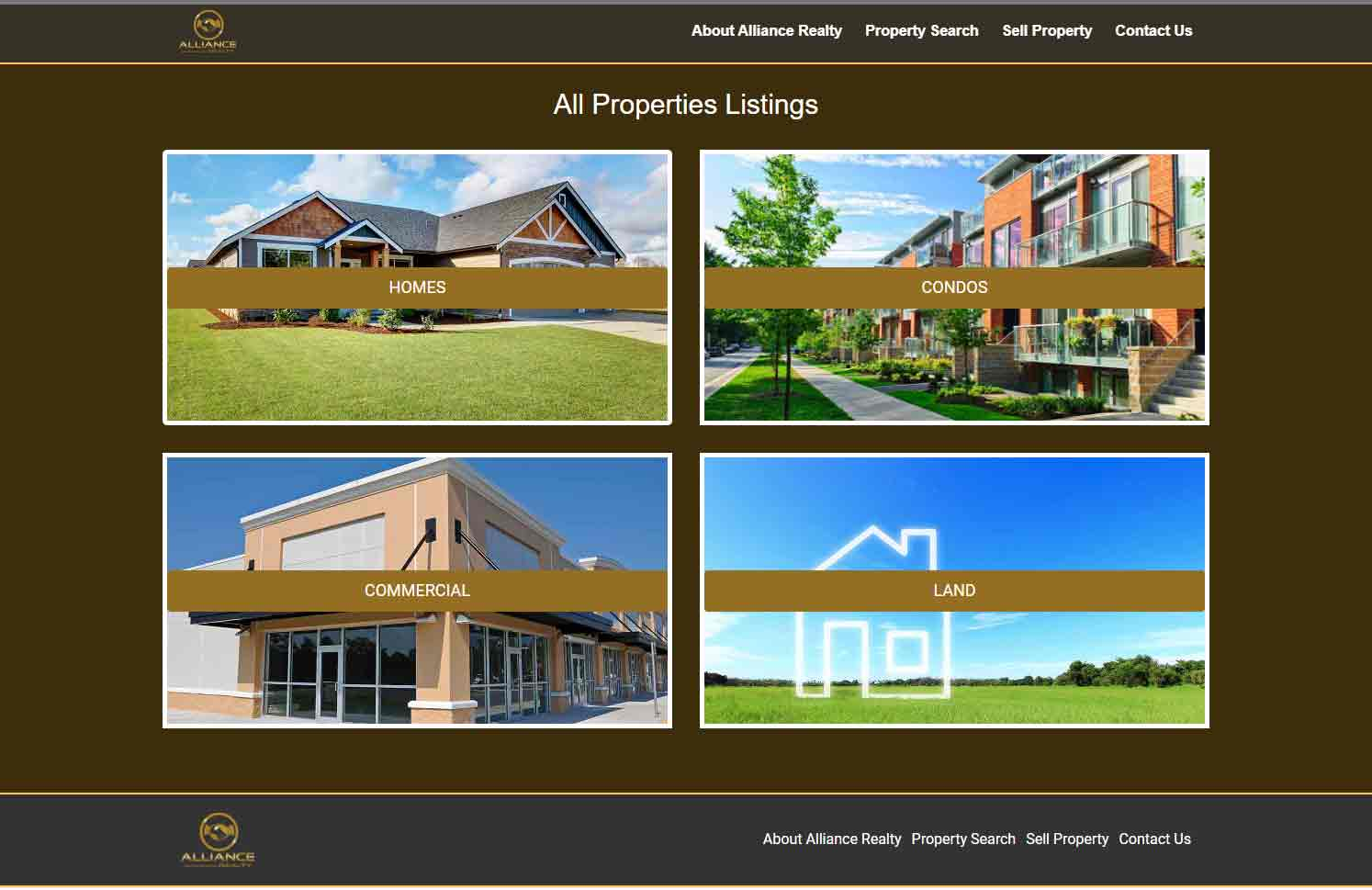 Alliance Realty Image for Solution Section