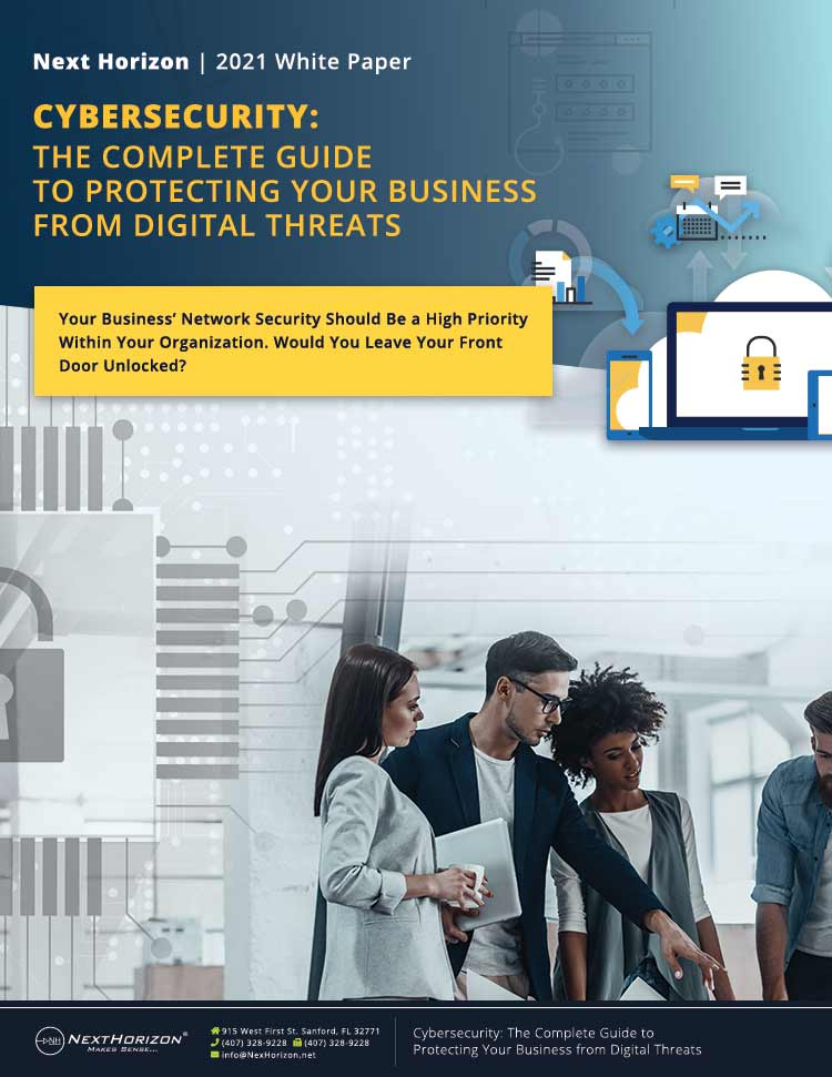 IT Lead Magnet 2021 - White Paper Cover