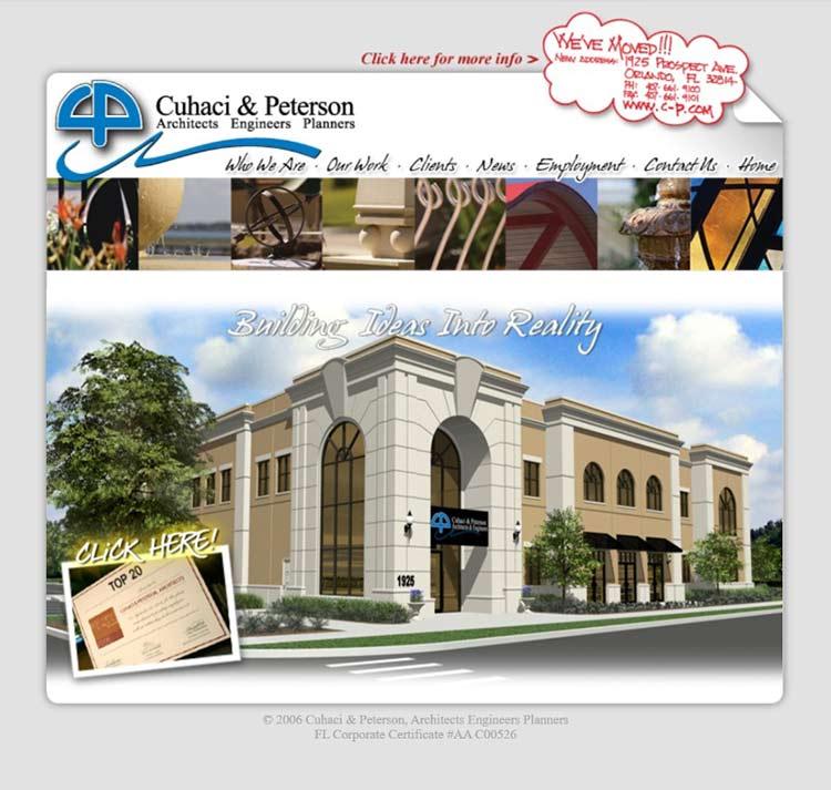 C-P Homepage 2006